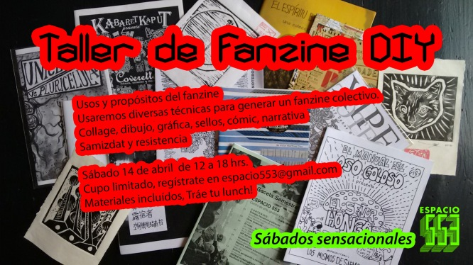 flyer-Taller-Fanzine